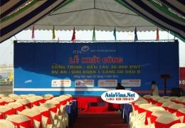 Lễ khởi công hệ thống cáp treo tại Núi Bà - Tây Ninh